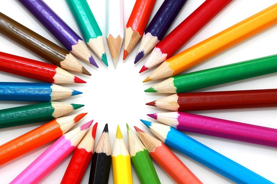 come scegliere colori per sito web
