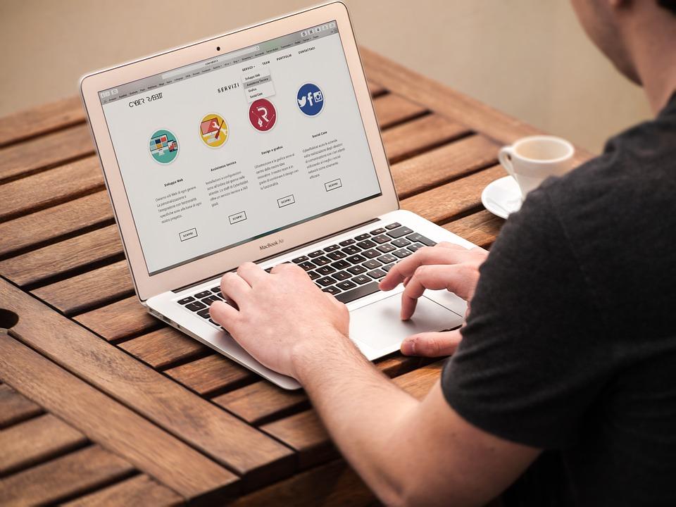 realizzare sito web di successo