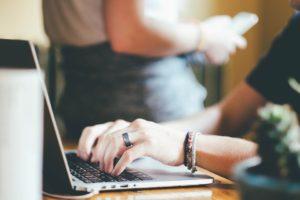 Scrivere testi per sito web