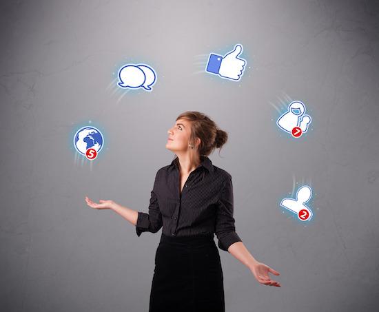 Facebook per aziende, social media marketing